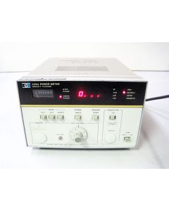 HP AGILENT 436A POWER METER WITH OPTIONS 002 022