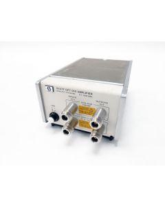 HP AGILENT KEYSIGHT 8447F AMPLIFIER 1300 MHZ OPTION 010 8447F-010 1.3 GHz
