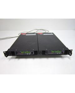 2x AMETEK SORENSEN XG 150-5.6 POWER SUPPLIES 150 VOLT 5.6A 850 WATTS XG150-5.6