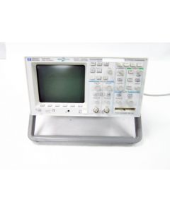 HP 54645D 2 CHANNEL 100MHZ 200MSA/S MIXED SIGNAL OSCILLOSCOPE WITH 54650A ~ B