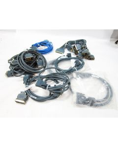 LOT OF 14 CISCO CABLES 72-1196-01 72-0791-01 72-0792-01 72-0793-01 72-1428-01