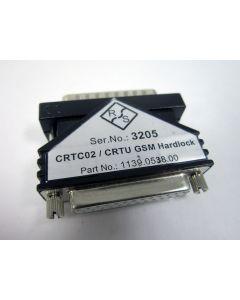 ROHDE & SCHWARZ CRTC02/CRTU GSM HARDLOCK UNIVERSAL PROTOCOL TESTER 1139.0538.00