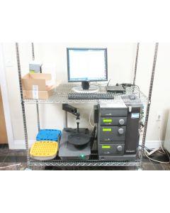GE HEALTHCARE AMERSHAM PHARMACIA BIOTECH FPLC AKTAEXPLORER SYSTEM P-900 UV-900