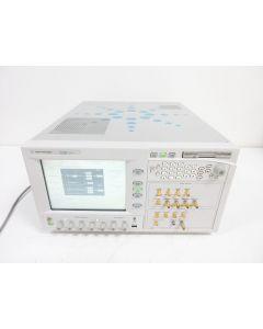 AGILENT N4906B 12.5 GB/S SERIAL BERT 012 101 102