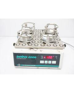 "NEW BRUNSWICK SCIENTIFIC INNOVA 2000 PLATFORM SHAKER WITH 13"" X 11"" PLATFORM"