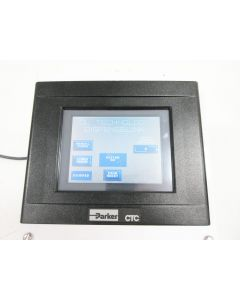 "PARKER CTC PA05S-133 OPERATOR INTERFACE VGA COLOR 5"" TOUCH SCREEN"