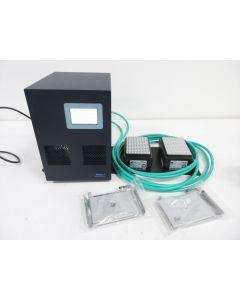 INHECO 8900030 MULTI TEC CONTROL SYSTEM W/ 2x 7900046-A Heat PAC HEATPAC 7900046