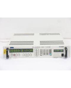 AMREL PLA800-60-120E eLOAD DC ELECTRONIC LOAD 800W 60V 120A ~ PLA800-60-120 E