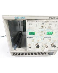 TEKTRONIX AM503B CURRENT PROBE AMPLIFIER ~ AM 503B
