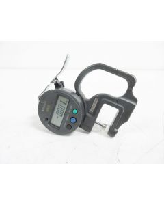 MITUTOYO 547-500S DIGITAL THICKNESS GAUGE WITH FLAT ANVIL // 543-793 ID-S112TX