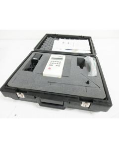 BIOTEST APC 942300 AIRBORNE PARTICLE SIZE COUNTER WITH HARD CASE & ACCESSORIES