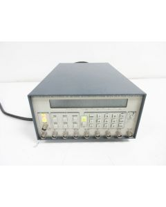 STANFORD RESEARCH DG535 FOUR CHANNEL DIGITAL DELAY GENERATOR 01 02 - PARTS