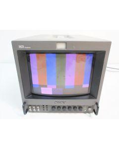 "SONY PVM-8044Q HR TRINITRON COLOR PRODUCTION MONITOR 8"" ~ UNIT C I"