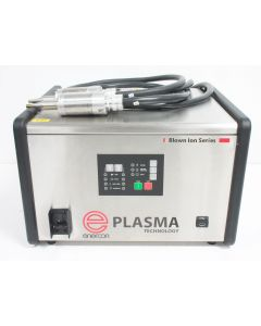 ENERCON PLASMA BLOWN ION GENERATOR DUAL HEAD PLASMA TREATER