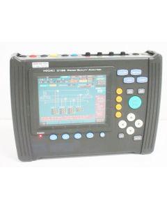 HIOKI 3196 POWER QUALITY ANALYZER -4 CHANNEL SYSTEM