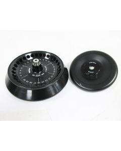 EPPENDORF F45-30-11 ROTOR  & DRUCKER LID 30 X 1.5/2 mL ~ 5804 5804R 5810 5810R