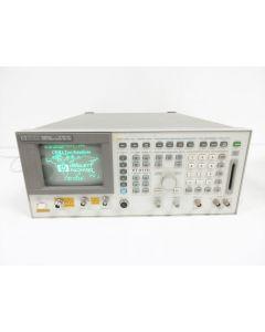 HP 8924C CDMA MOBILE TEST STATION TEST SET ~ HEWLETT PACKARD