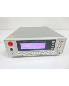 QUADTECH GUARDIAN 1030S AC/DC/IR/SC HIPOT TESTER & EIGHT HV SCAN CHROMA G1030S A