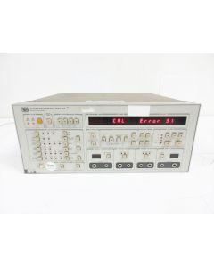 HP 3776B PCM TERMINAL TEST SET - ERROR