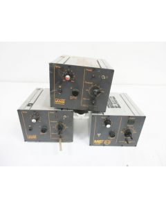 3x PACE MBT 100 MICRO BENCH TOP DESOLDERING STATION - PARTS
