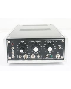 DL INSTRUMENTS 1201 LOW NOISE VOLTAGE PREAMPLIFIER ~ ITHACO