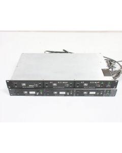 2X FM SYSTEMS PMS 610 PMS610 & THREE FMT 651 MODULATOR PER SYSTEM