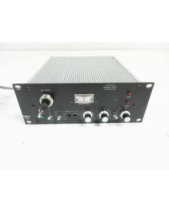 MKS TYPE 252 A EXHAUST VALVE CONTROLLER 252A-1