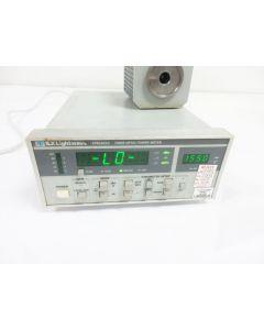 ILX FPM-8210 FIBER OPTIC POWER METER - PARTS
