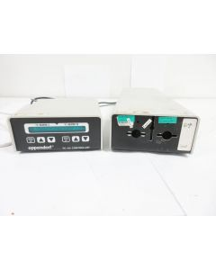 EPPENDORF TC-55 CONTROLLER WITH CH-430 COLUMN HEATER