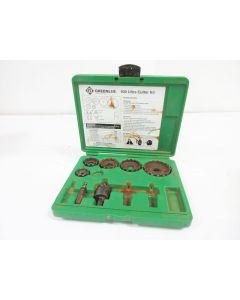 GREENLEE 930 ULTRA CUTTER SAW KIT - RUST ~ INCOMPLETE SET